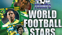 Top Trumps World Football Stars