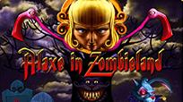Бесплатный автомат Alaxe In Zombieland